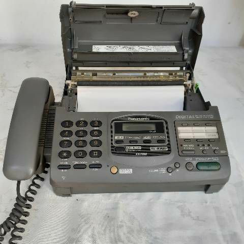 Telefax 80's _ Panasonic - Foto 2