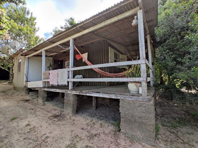 Velleda oferece terrenão c/ casa, galpão e arborizado em condomínio fechado - Foto 15