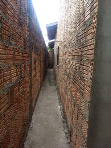 Vendo uma casa quitada na rua F23 Cidade Jardim Parauapebas PA - Foto 12