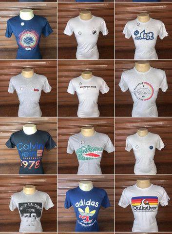 Atacado Camisas de Malha - Foto 2