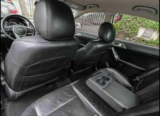 Kia Cerato<br>EX 1.6 16V (aut) 2011 - Foto 8
