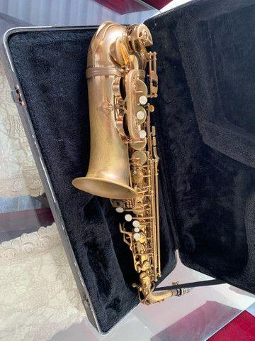 Vendo Saxofone Dourado