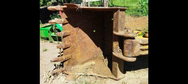 Concha escavadeira  - Foto 3