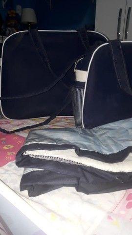 Bolsas de criança usada pouca vezes  - Foto 4