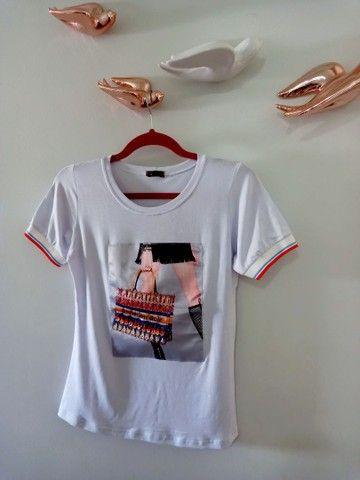 T-shirts  Maravilhosas  - Foto 3