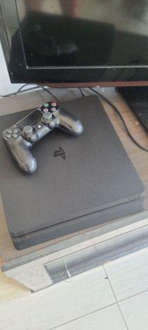 Playstation 4 1TB 12 jogos aceito cartão
