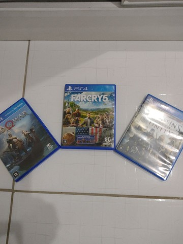 Vendo ou troco jogos de ps4 - Foto 3