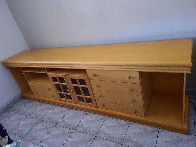 rack madeira maciça  - Foto 3