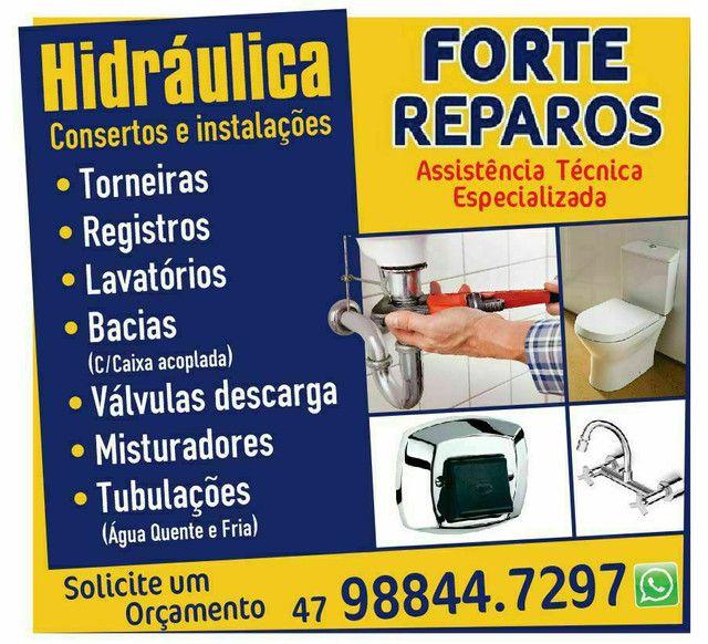 Reparos, consertos e instalações  FORTE Reparos