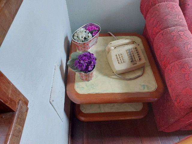 Conjunto de mesas de centro e mesa de canto - Foto 3