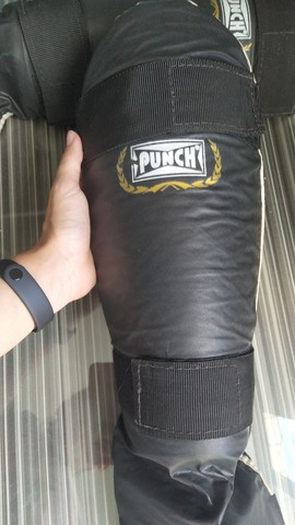 Protetor Canela Punch Muay Thai - Foto 2