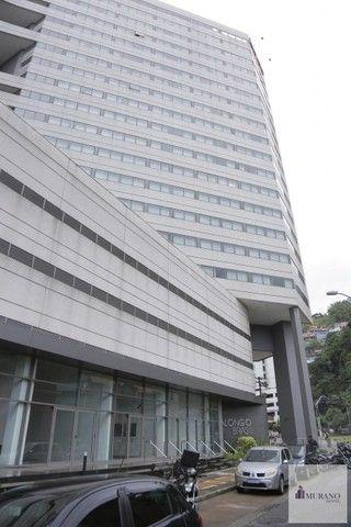 Sala/Conjunto para venda com 42 metros quadrados em Valongo - Santos - SP - Foto 2