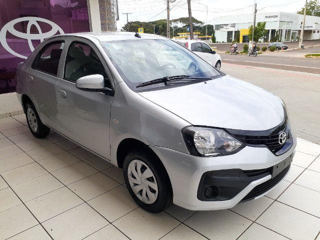 Toyota Etios Sedan AUT 2021/0KM - Foto 2