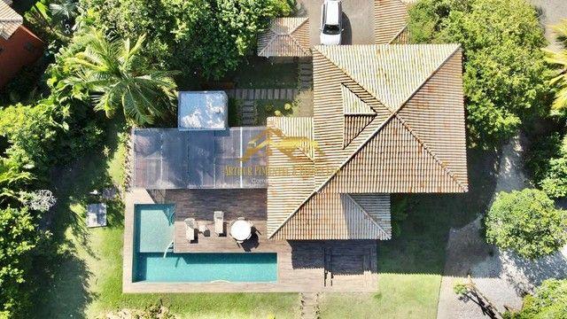 Casa de condomínio sobrado para venda com 407 metros quadrados com 4 quartos - Foto 3