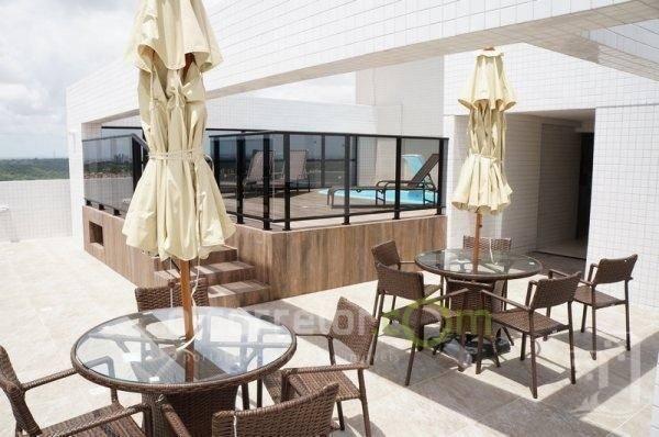 Apartamento com 2 dormitórios à venda, 62 m² por R$ 245.000,00 - Expedicionários - João Pe - Foto 12