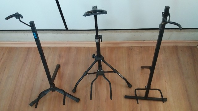 Suporte de chão para instrumentos musicais  - Foto 4