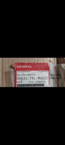 Soleira direto Honda civic 2016 a 2021 - Foto 2