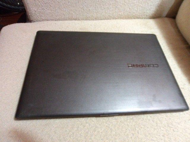 notebook Ultrabook Compac hp 4gb hd-500 2,18ghz vel de i3 por R$750 tr 9- *