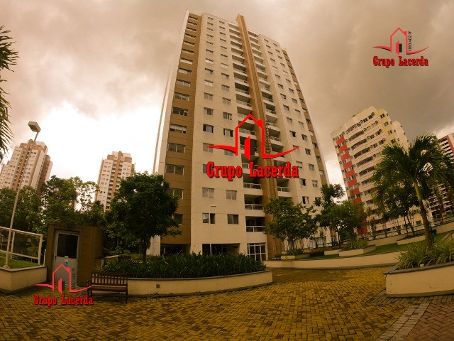 Mundi Resort Residencial 96m² 2 suítes 3 Vagas  fino acabamento - Foto 6