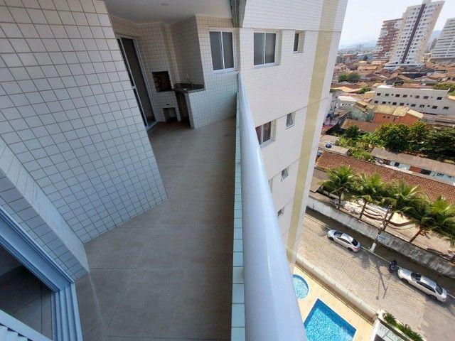 Apartamento para venda com 75 metros quadrados com 2 quartos em Guilhermina - Praia Grande - Foto 7