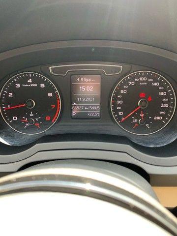 Audi Q3 1.4 TOP de linha - Caramelo - Foto 5