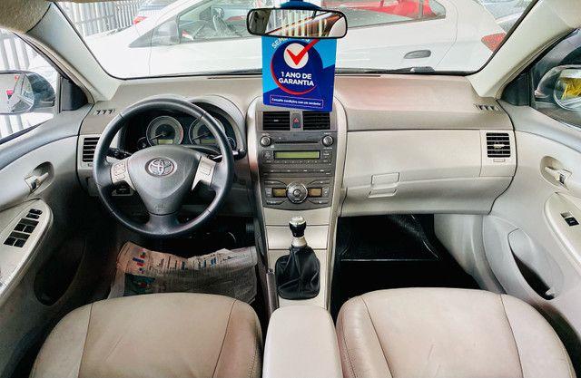 Corolla XEi 1.8 Flex 16V Mec. - Foto 4