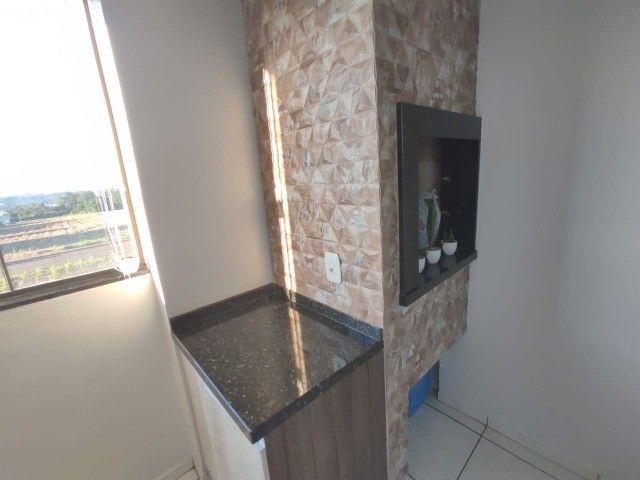 Apartamento mobiliado para venda no Jd. Panorama em Toledo ? PR - Foto 15