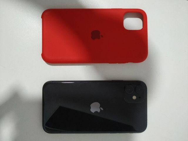 iPhone 11 64 gigas uma semana de uso  - Foto 2