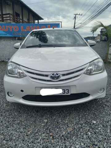 Toyota etios hacht completo 1.3 xs - Foto 4