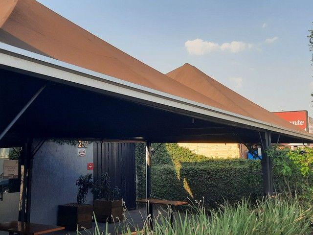 Tendas para festa ou espaço de lazer - 2 unidades (5 metro X 5 metros)
