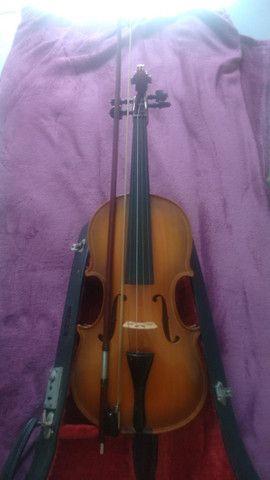 Violino Artesanal Manson (Super Novo) - Foto 2