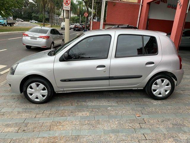 Renault Clio 1.0 flex 4p Ótimo Estado!  - Foto 8
