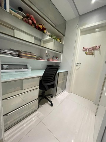Alphaville Lindo 91m 2 suítes + Closets 2 Vagas Varanda Gourmet Oportunidade Única Venha C - Foto 9