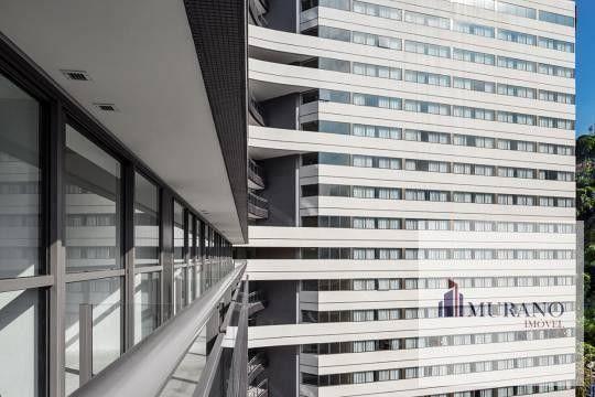 Sala/Conjunto para venda com 42 metros quadrados em Valongo - Santos - SP - Foto 3