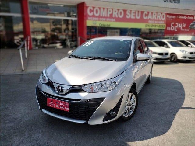 Toyota Yaris 2019 1.3 16v flex xl plus tech multidrive