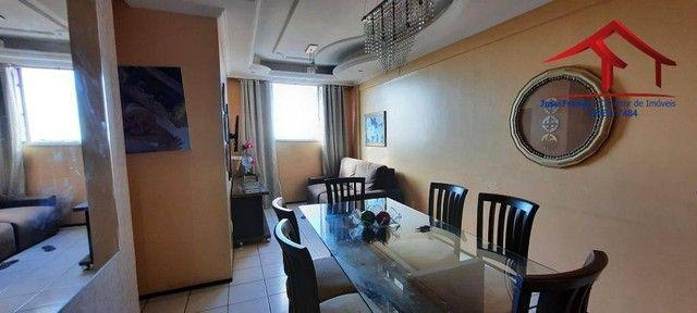 Apartamento com 3 dormitórios à venda por R$ 240.000,00 - Parangaba - Fortaleza/CE - Foto 9