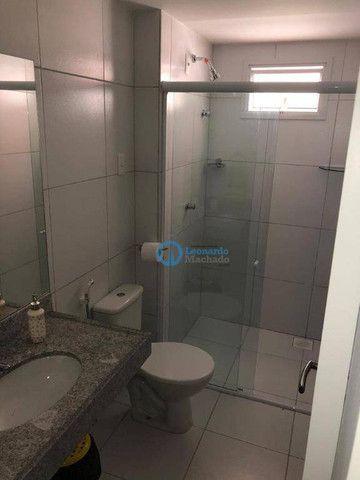 Apartamento com 3 dormitórios à venda, 110 m² por R$ 530.000 - Porto das Dunas - Aquiraz/C - Foto 18