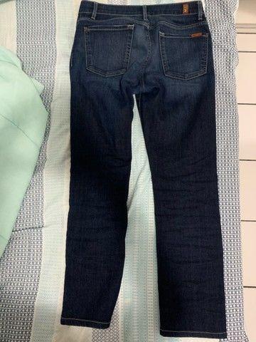 Calça Jeans 7 for all mankind  - Foto 4