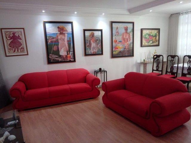 Reforma de sofá/ Fabricação/ Poltrona/ Cabeceira - Foto 3