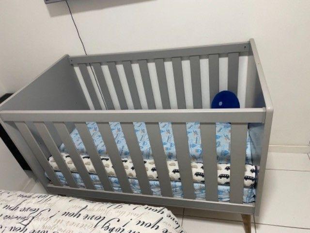 Berço/cama Theo da abracadabra.