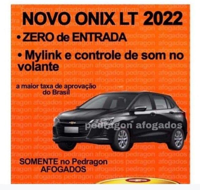 Novo Onix 2022