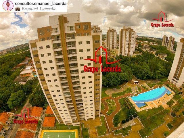 Mundi Resort Residencial 96m² 2 suítes 3 Vagas  fino acabamento