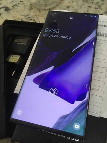 Samsung galaxy note20ultra impecável garantia até 30/11/2021 - Foto 2