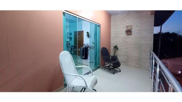 Linda casa com 03 suítes no bairro Alvorada - Foto 15
