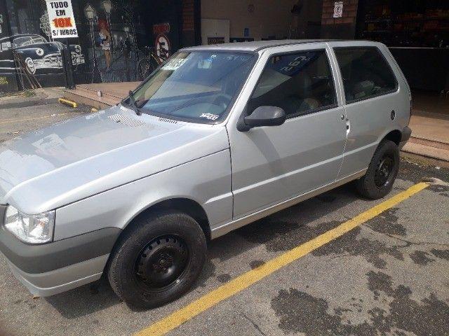 Fiat Uno Mille Economy em ótimo estado  - Foto 4
