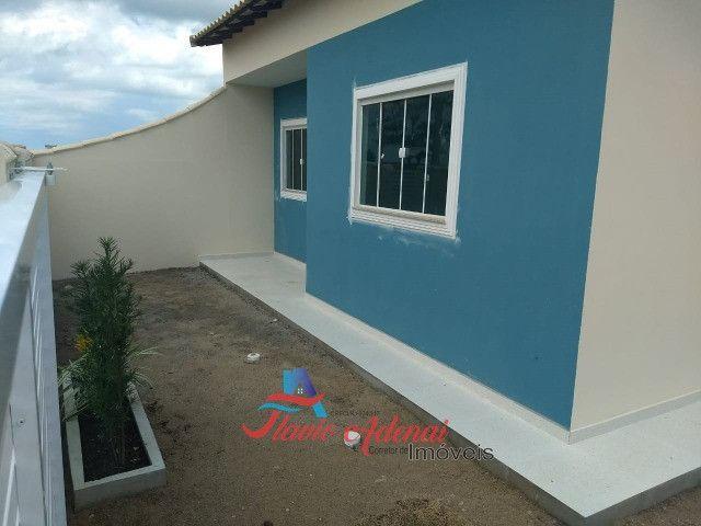 BR Casa maravilhosa a poucos metros da praia em Unamar Cabo Frio - Foto 5