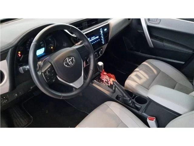 Corolla GLI 1.8 automático 2019 com 22.000 km - Temos garantia de 12 meses** - Foto 5