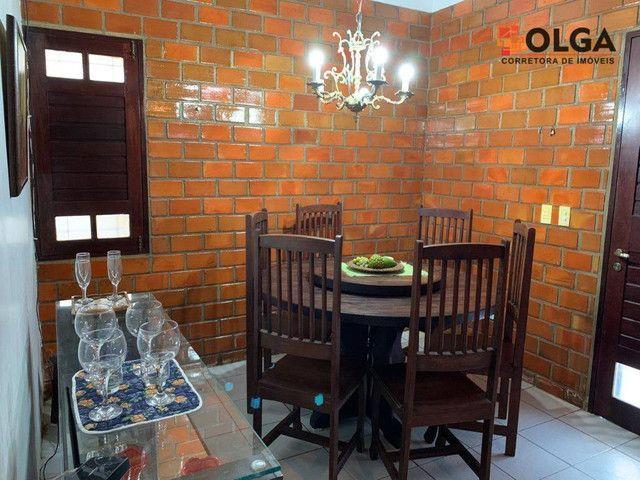 Casa com área gourmet em condomínio fechado, à venda - Gravatá/PE - Foto 10