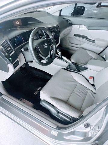 Civic LXR 2.0 Aut 2014/2015 - Foto 9