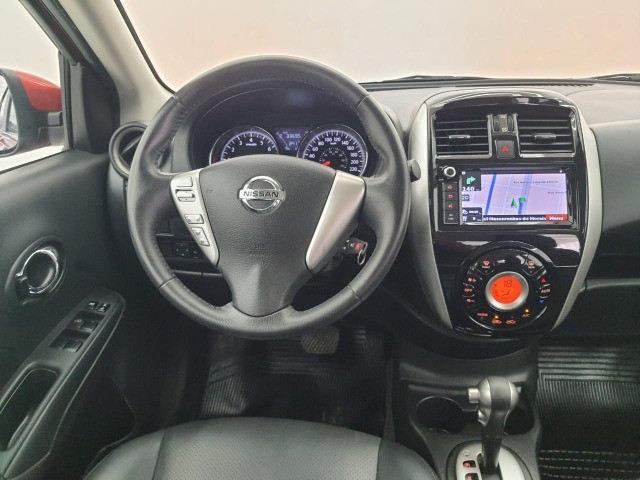 Versa 2019 SL automático cvt top de linha único dono extra! apenas 33 mil km  - Foto 6
